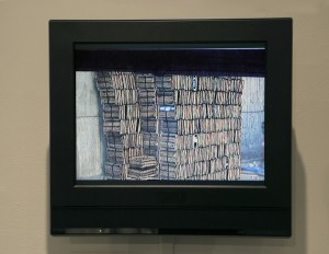 Jessica Mein, Cegueira, 2008, video animation; 2:15 minutes (Courtesy of Simon Preston Gallery)